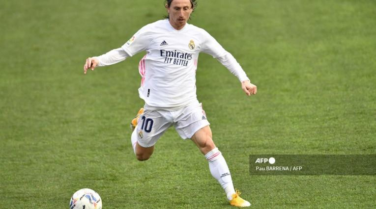 Luka Modric, Real Madrid 2021