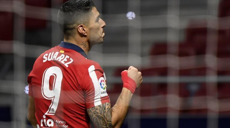 Atlético de Madrid 2021, Luis Suárez