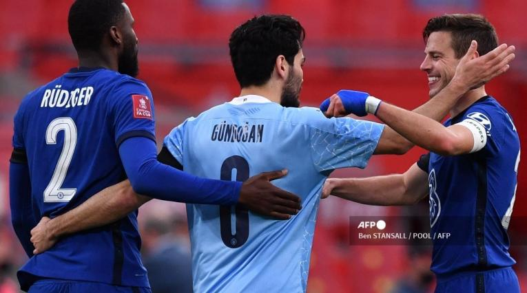 Gundogan - Manchester City