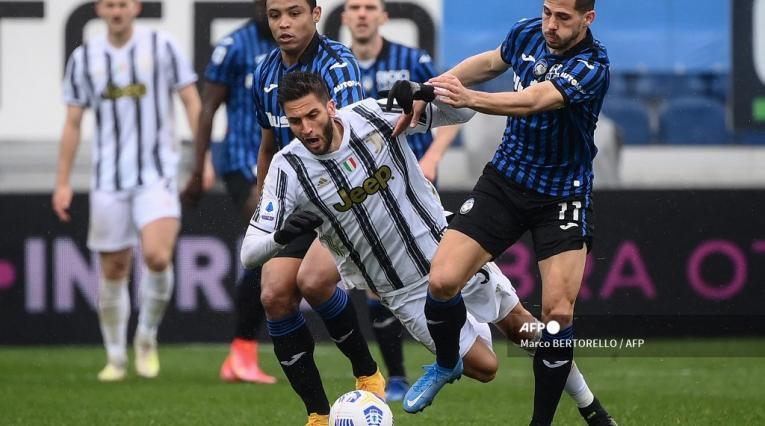 Atalanta vs Juventus 2021