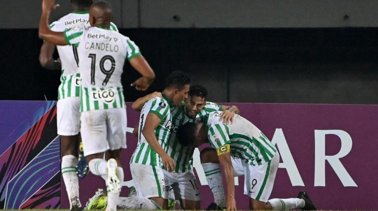 Atlético Nacional, Copa Libertadores 2021