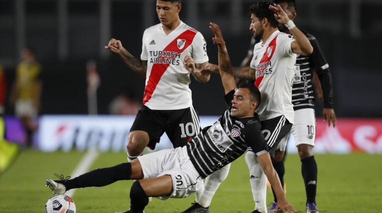 Junior vs River Plate, Copa Libertadores