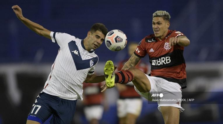 Flamengo vs Vélez Sarsfield