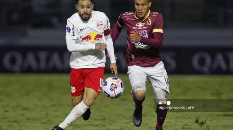 Bragantino vs Tolima 2021