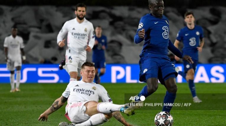 Real Madrid vs Chelsea 2021
