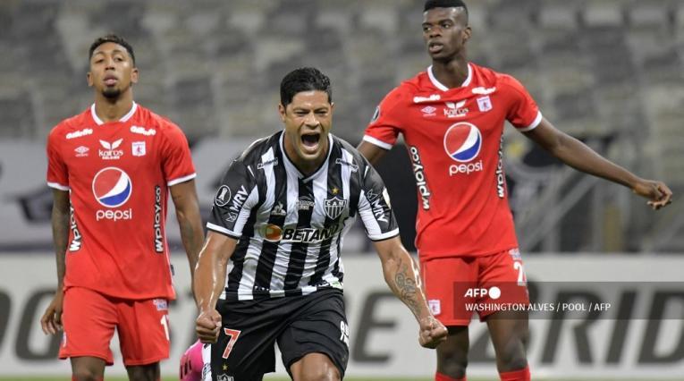 Atlético Mineiro vs América 2021