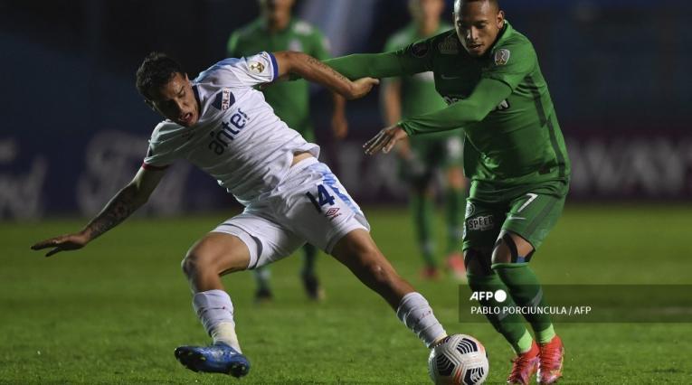 Nacional de Uruguay vs Nacional - Copa Libertadores