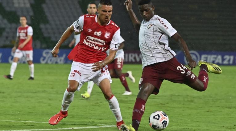 Fluminense vs Santa Fe, Copa Libertadores 2021