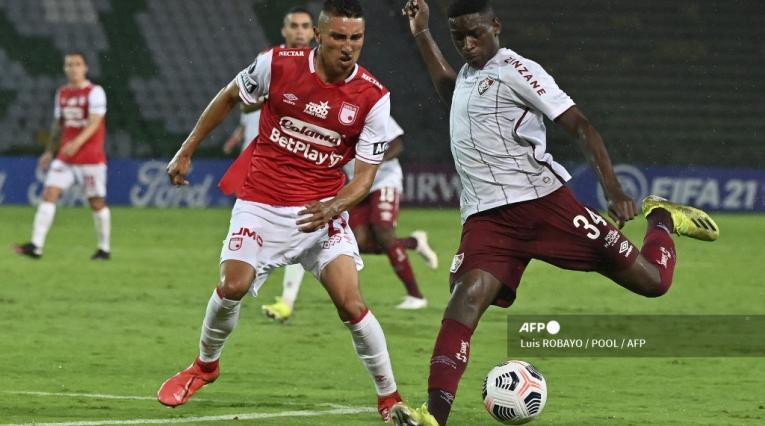 Santa Fe vs Fluminense, Copa Libertadores 2021
