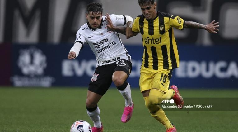 Corinthians vs Peñarol 2021