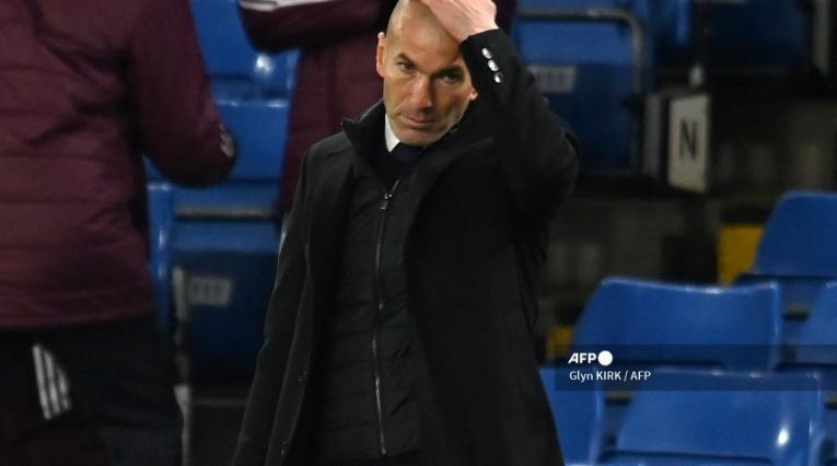 Zinedine Zidane 2021