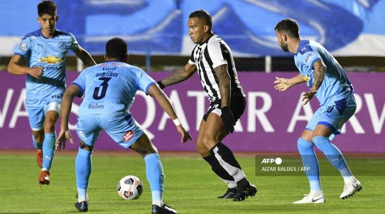 Bolívar vs Ceará, Copa Sudamericana 2021