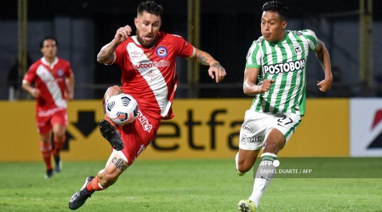 Argentinos Juniors vs Nacional 2021