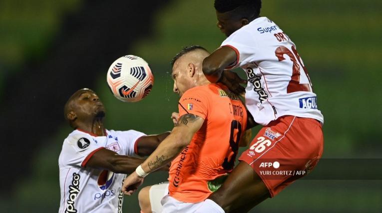 La Guaira vs América 2021 - Copa Libertadores