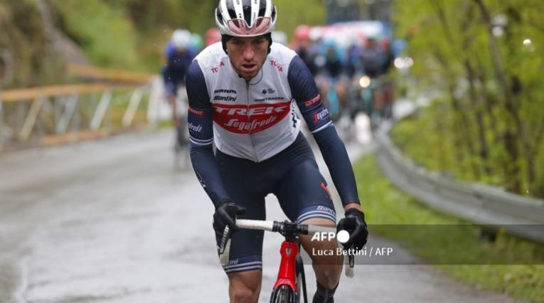 Ciccone, ciclista italiano