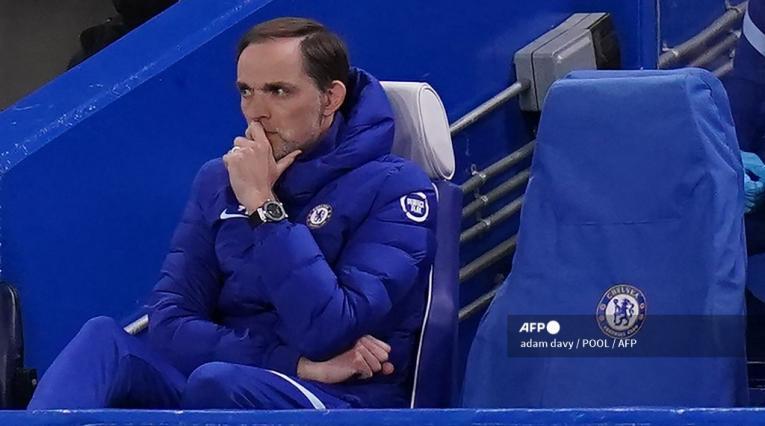 Thomas Tuchel, entrenador del Chelsea