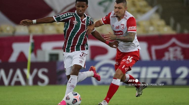 Fluminense vs Santa Fe 2021