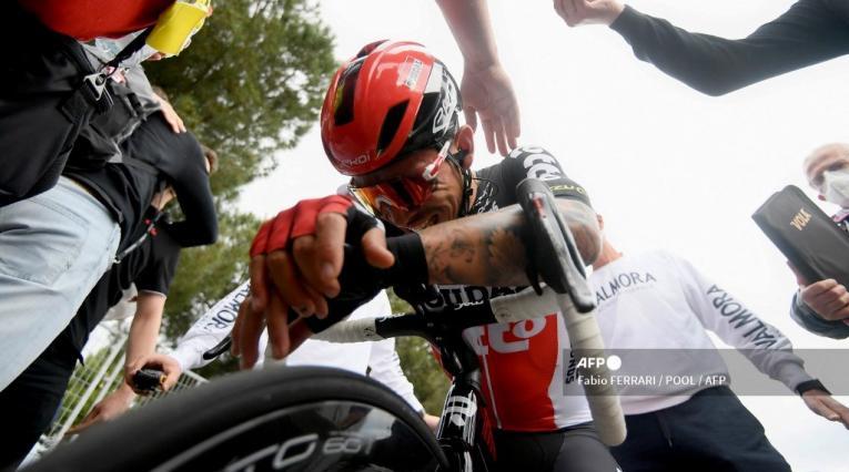 Caleb Ewan, Giro de Italia 2021
