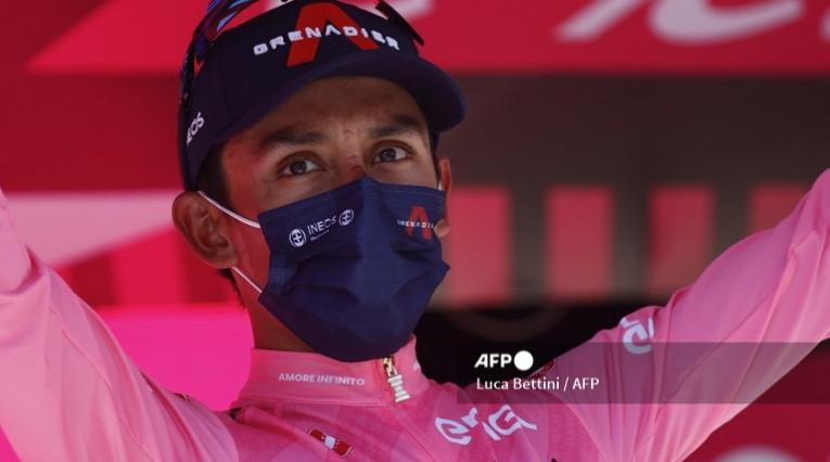 Egan Bernal Giro de Italia 2021