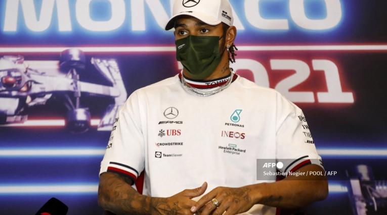 Lewis Hamilton, piloto de la Fórmula Uno