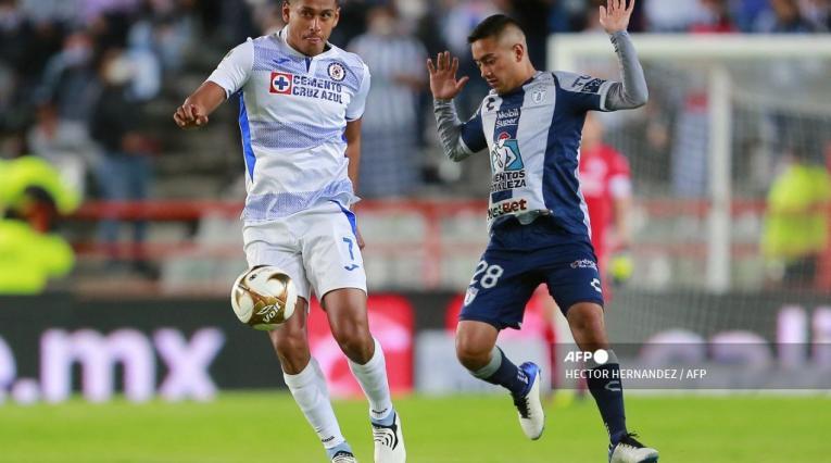 Pachuca vs Cruz Azul 2021