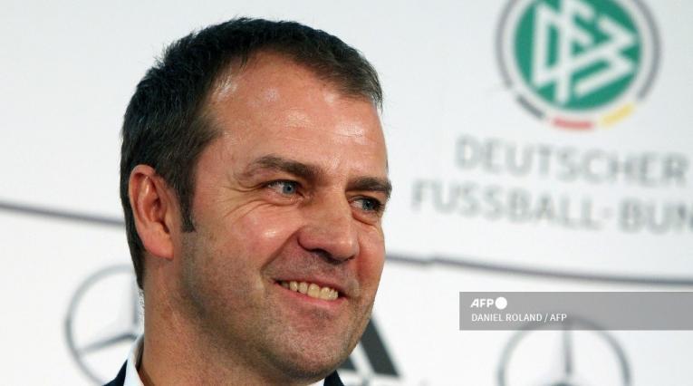 Hansi Flick, técnico de Alemania