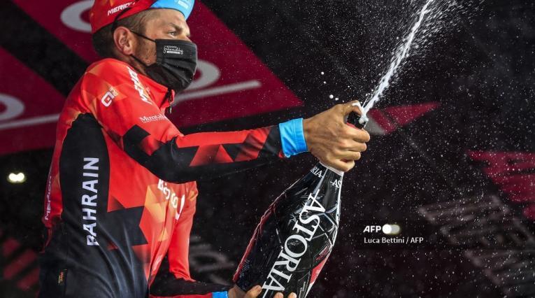 Damiano Caruso - Giro de Italia 2021