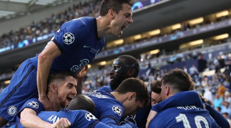 Chelsea 2021 - campeón de Champions League
