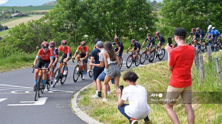 Critérium Dauphiné 2021