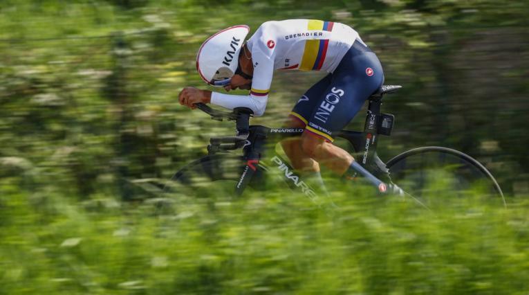 Daniel Martínez, Giro de Italia 2021
