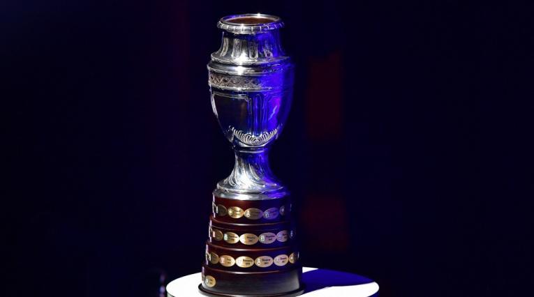 Trofeo de Copa América 2021