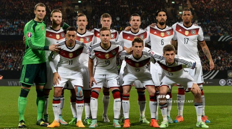 Alemania 2014