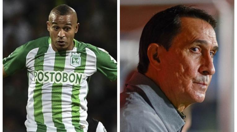 Macnelly Torres y Alexandre Guimaraes