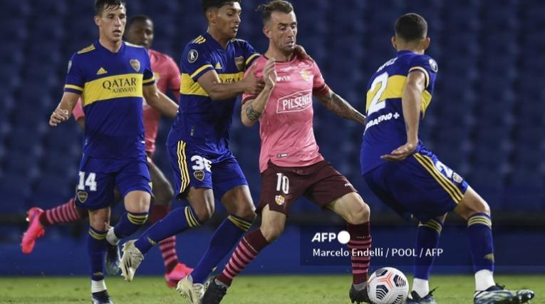 Boca Juniors vs Barcelona
