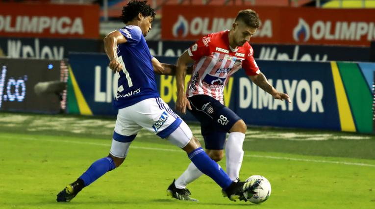 Liga Betplay 2021, Junior vs Millonarios