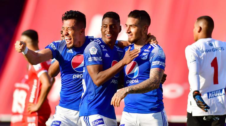 Millonarios, Liga Betplay 2021