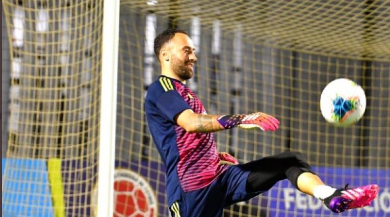 David Ospina - Selección Colombia 2021