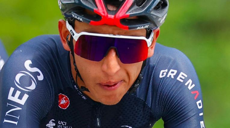 Egan Bernal, Giro de Italia 2021