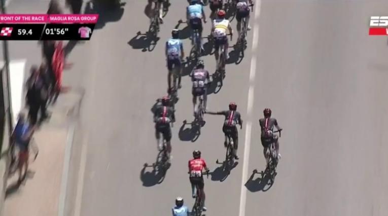 Daniel Martínez - Giro de Italia