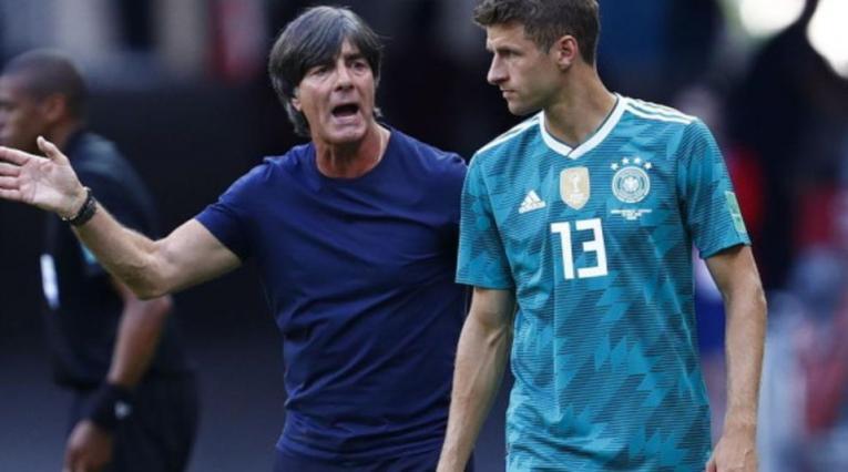 Thomas Müller, jugador de Alemania