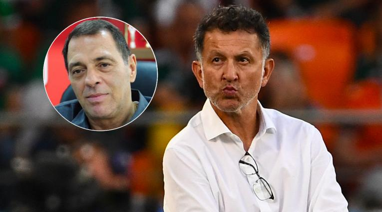 Juan Carlos Osorio, Tulio Gómez