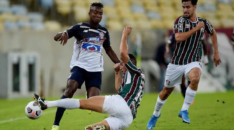 Junior Vs. Fluminense - 2021