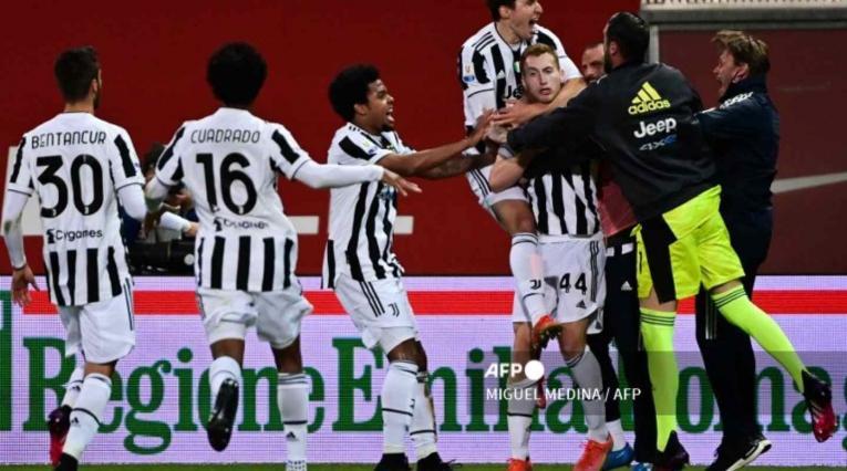 Juventus - Copa de Italia