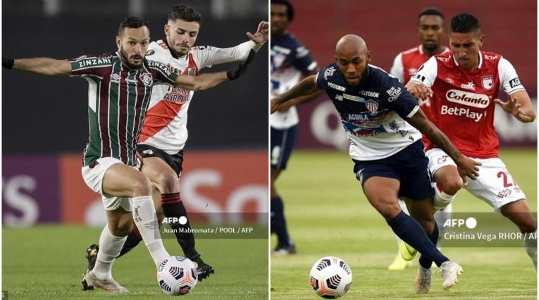 Se define el grupo de Libertadores