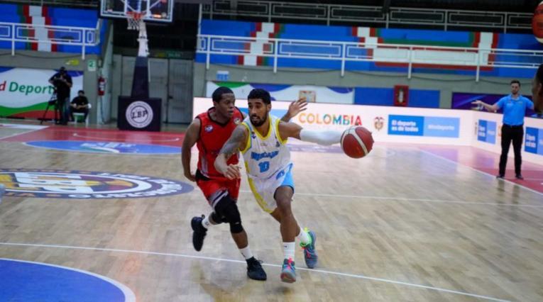 Liga de Baloncesto de Colombia