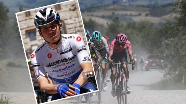 Remco Evenepoel, Egan Bernal , Giro de Italia 2021