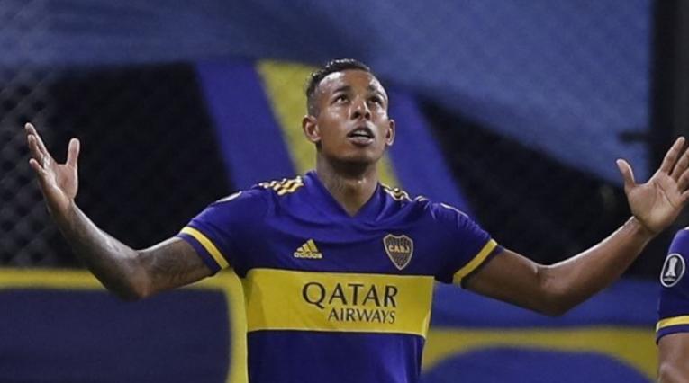 Sebastián Villa, Boca Juniors 2021