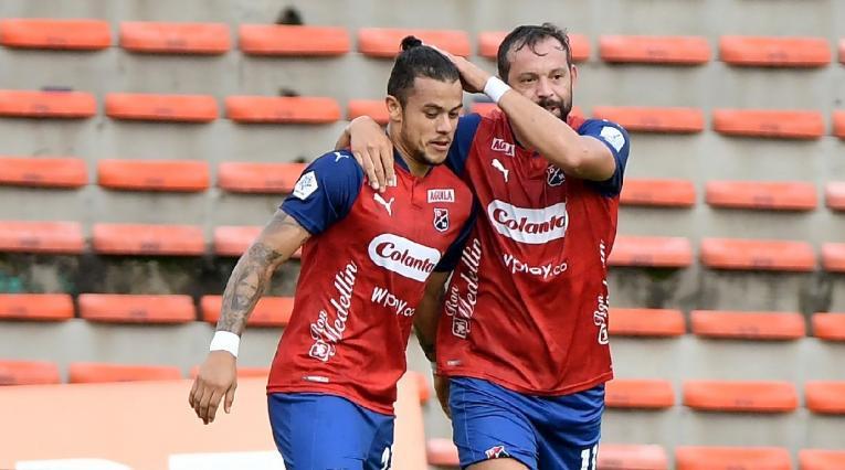 Leonardo Castro y Matías Mier, Medellín 2021
