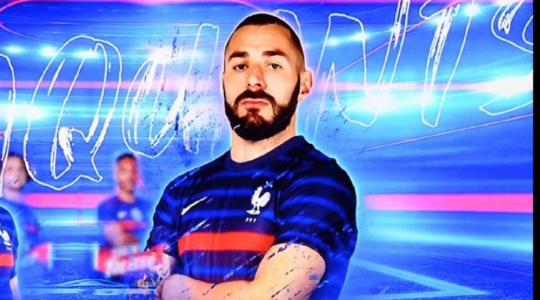 Karim Benzema, Francia 2021