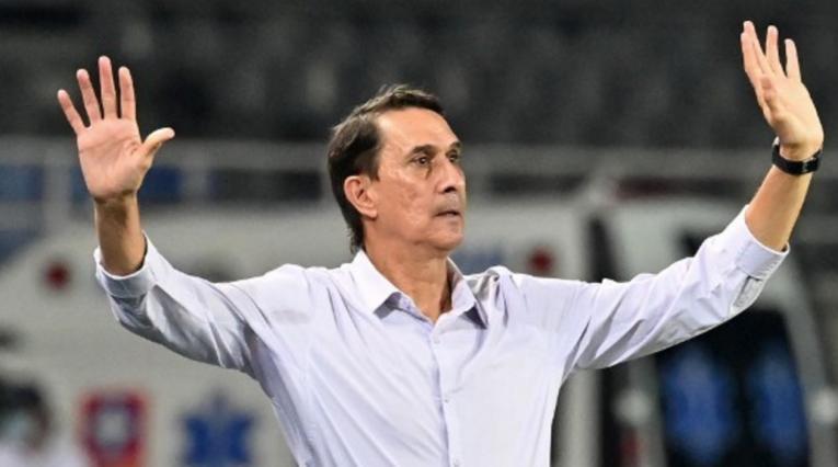 Alexandre Guimaraes, DT Nacional 2021